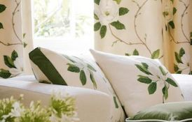 Sweet Bay Ivory Green Roomset Detail1