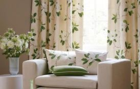 Sweet Bay Ivory Green Roomset